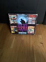 🕹 Commodore 64   Game Night Moves Big Box 4 Games Midnight Resistance etc