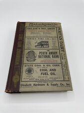1949 Polk's City Directory for PERTH AMBOY, NEW JERSEY NJ Genealogy