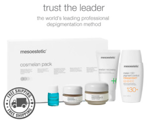 Mesoestetic Cosmelan Treatment Pack - FULL 5 PRODUCTS (NEW BATCH EXP 3/2024)
