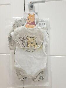 Baby Disney Winnie The Pooh 3 Piece Set