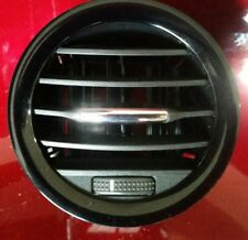 GENUINE  VAUXHALL CORSA D 07-14 DASHBOARD AIR VENT - Black  and Chrome centre.