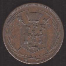 UK, Britain Norwich (Norfolk) 1847 Farthing Token Henry Chamberlin & Sons