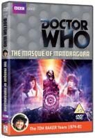 Neuf Doctor Who - Masque De Mandragora DVD