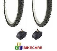 "24x1.95"" Mountain Bike Tyre With Tyre Tube x2 VC-2004"