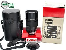 Canon 500mm f/8.0 SSC Lens #1595