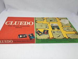 Vintage Waddingtons Cluedo (AH157T)