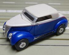 MODELLINO PISTA PER SLOT CAR Hot Rod con T-Jet Motore