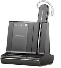 Plantronics Savi W740/A Wireless 3-in1 Telephone Office Black Headset