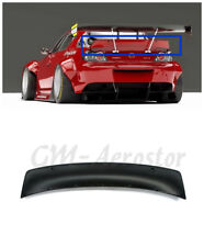 FRP RB Style Rear Trunk Ducktail Wing Spoiler For 09-12 Mazda RX-8 SE3P PD