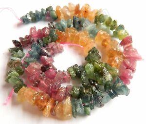 Gemstone Natural Rough Stone Beads Strand