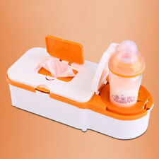 Baby Wipes Heater Milk Bottle Warmer Case Toddler Nursing Warm Wipes Heating Box