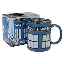 Doctor Who Tardis Mug - Dr Who Cup Tea Coffee