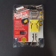 Echo Quick Release Helmet Buckle - Yellow - Qty (12) - 0108-005