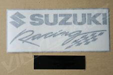 Suzuki Racing Decals Stickers x2 Superior Cast GSXR GSX 600 750 1000 1100 R RR