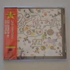 LED ZEPPELIN - III - CD JAPAN 1995 PRESS