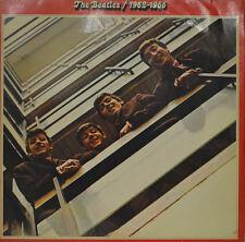 THE BEATLES / 1962 -1966 - ROUGE ALBUM - EMI ELEKTROLA C18805307 /08 LP (X546)
