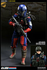 Sideshow G.I. Joe Cobra Viper Sixth Scale Figure Exclusive Edition