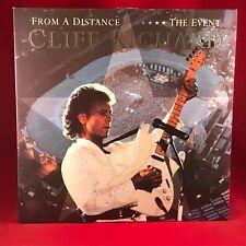 CLIFF RICHARD From A Distance The Event 1990  UK Vinyl LP EXCELLENT COND  Live D