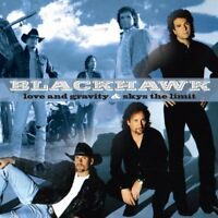 Blackhawk - Love and Gravity / The Sky's the Limit (2017)  2CD  NEW  SPEEDYPOST