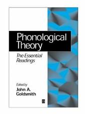 Phonological Theory: The Essential Readings