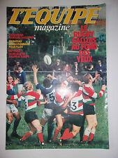 L'EQUIPE MAGAZINE N°38 1980 LE RUGBY AU PAYS DE GALLES