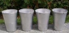 18 EXCELLENT Aluminum Sap Buckets Maple Syrup Bucket!