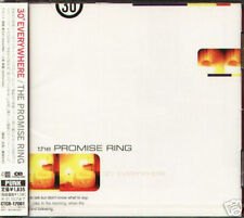The Promise Ring - 30° Everywhere - Japan CD - NEW