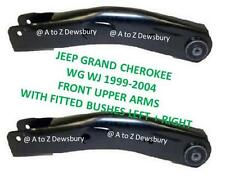 JEEP GRAND CHEROKEE WJ WG 1999-2004 FRONT UPPER CONTROL ARMS WITH BUSHES HD ARMS