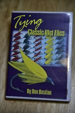 Tying Classic Wet Flies by Don Bastian