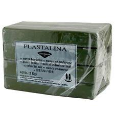 Van Aaken Modeling Clay 4.5Lb Gray-Green