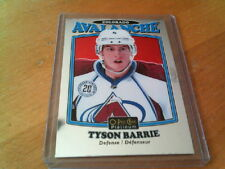 2016-17 O-Pee-Chee Platinum Retro #R56 tyson barrie +lot 6 card