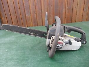 "Vintage CRAFTSMAN 2.3/38CC Model 41526 Chainsaw Chain Saw with 16"" Bar"