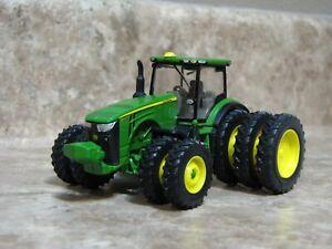 Ertl 1/64 John Deere 8400R Tractor Farm Toy Triples