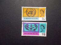 GB 1965 Commemorative Stamps~UNO~Phosphor~Fine Used Set~UK Seller
