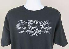 Orange County Choppers Black Short Sleeve Tee Shirt Size XL