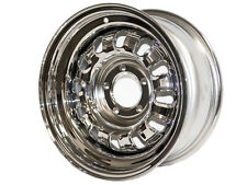 Ford Falcon GS GT GTHO 12 Slot Wheel Rim CHROME XR XT XW XY XA XB XC XD 351 GXL