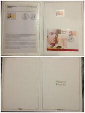 FOLDER GRANDI EVENTI 2003 VITTORIO ALFIERI ANN. ASTI  DIVISIONE FILATELIA RARO