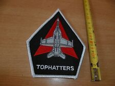 (P8) ECUSSON PATCH USA ARMY   TOPHATTERS