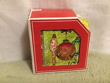 Coldwater Creek~Set/4 ~ Stone Holiday Collection Coasters Wish Peace Joy Believe