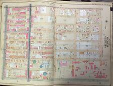 1906 E. BELCHER HYDE BROOKLYN NY EAST FLATBUSH KINGS COUNTY HOSPITAL MAP ATLAS