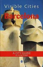 Visible Cities Barcelona,Very Good Condition