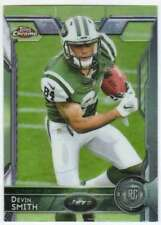 2015 Topps Chrome Football RC #194 Devin Smith New York Jets