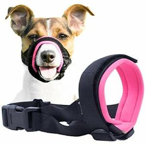 Gentle Muzzle Guard for Dogs - Prevents Biting and Unwanted Chewing Safely