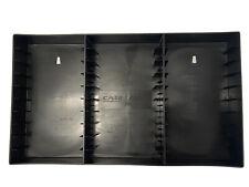 Case Logic T30 Cassette Wall Mount Made In U.S.A 90's