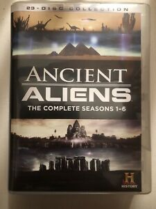 Ancient Aliens - the complete season 1 2 3 4 5 6 Collection - 23 DVD
