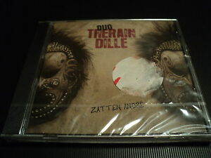 """CD NEUF """"ZATTEN ANDRE"""" DUO THERAIN DILLE / 12 TITRES / JAZZ"""