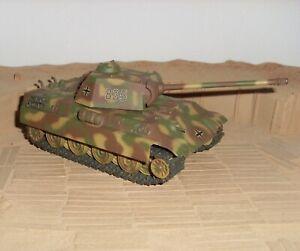 Char Panther Solido Verem modifié / échelle 1/50 militaire