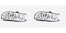 Headlight Pair For ALFA ROMEO 156 932 60620134 60620135 MAGNETI MARELLI