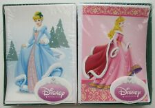 20 Disney Princess Christmas/Holiday Cards-Cinderella/Sleeping Beauty-New/Sealed