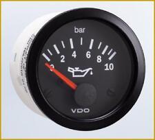 VDO Vision Metric OIl Pressure Gauge 35-102 10 Bar -  SUPER LOW PRICE!!!